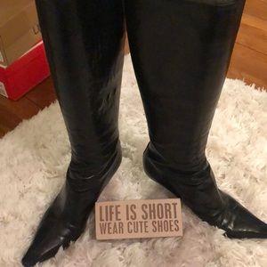 Women's High Heel Boots